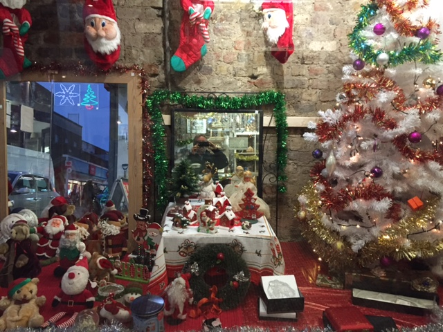 shop window xmas 2015